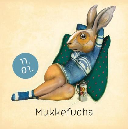 Mukkefuchs 11.1.2013