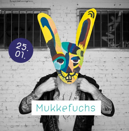 Mukkefuchs: NTFO & RaySoo 25.1.2014
