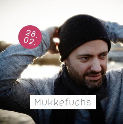 Mukkefuchs: 28.02.2015