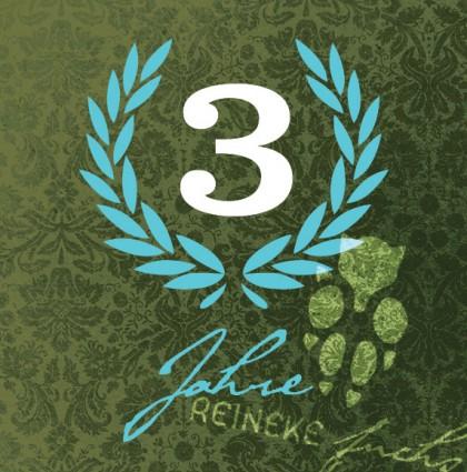 3 Jahre Reineke Fuchs – Jubiläum 22.8.2015